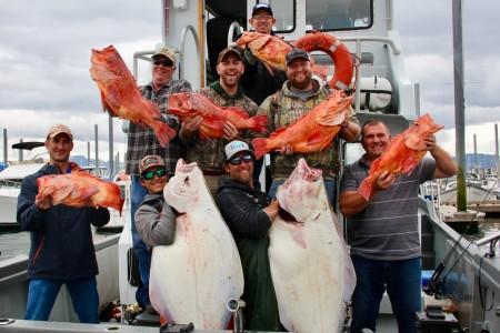 O'Fish'ial Charters of Alaska