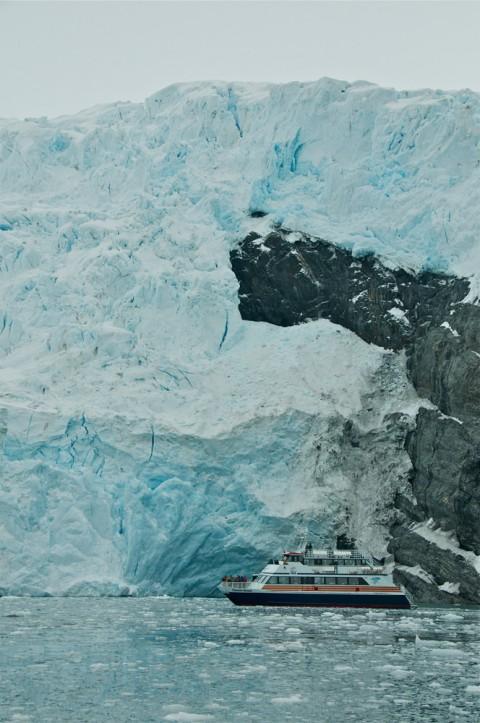 Get up close with Alaska's glaciers