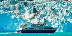 Phillips Cruises & Tours – Kenai Fjords Cruise