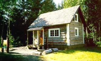Alaska Homestead Cabin Pratt Museum