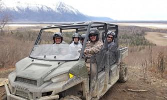 Riding alaska atv tours 9