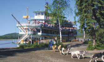 Riverboat discovery 15