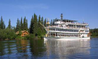 Riverboat discovery 22