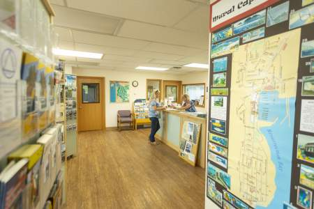 Seward Chamber of Commerce & Visitor Center