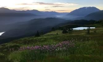 Trenton Gould Tiehacker 2 alaska seward wilderness collective