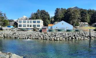 Alaska sitka sound science center 2020