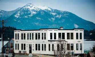 Sitka sounds science center Sage Bldg 2019