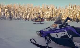 Snowhook adventure guides of alaska snowmachining PSX 20190215 190819
