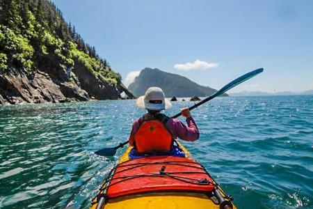 Sunny Cove Kayaking