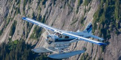 Taquan Air Deluxe Misty Fjords Flightseeing