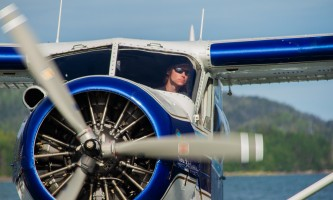 Neets Bay Taq Beaver Engine Pilot