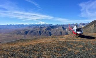 Alaska temsco denali flightseeing tours temsco helicopters denali heli hike Denali 11 Shawn Lyons TEMSCO Helicopters Denali Flightseeing Tours