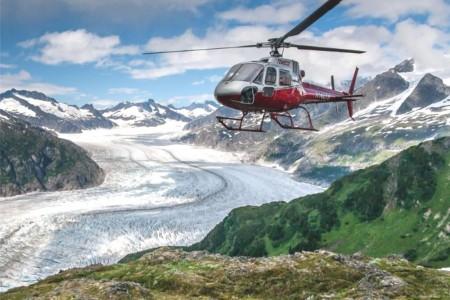 TEMSCO Mendenhall Flightseeing & Glacier Walk