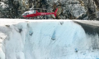 Alaska temsco skagway glacier discovery by helicopter tour Heli on Glacier Skagway TEMSCO Skagway Glacier Discovery by Helicopter Tour