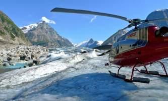 Alaska temsco skagway glacier discovery by helicopter tour Heli on Glacier Skagway 1 Copy TEMSCO Skagway Glacier Discovery by Helicopter Tour