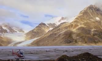 Alaska temsco skagway glacier discovery by helicopter tour Helion Meade2 TEMSCO Skagway Glacier Discovery by Helicopter Tour