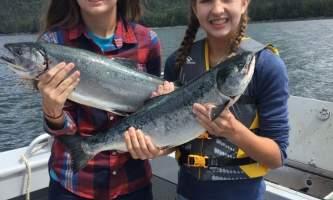 The alaska catch 16
