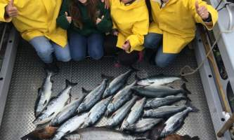 The alaska catch 17