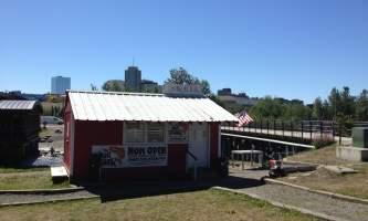 The bait shack IMG 0554 Alaska Channel