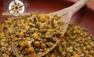 The spice tea exchange anchorage 12