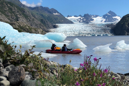 Three Moose Kayak Adventures & Guided Glacier Hikes
