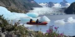 Three Moose Kayak Adventures & Guided Glacier Hikes