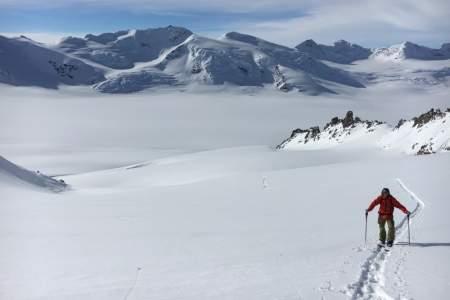 Tok Air Service Backcountry Skiing