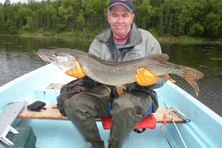 Trail Ridge Air Inc. Fly-out Fishing