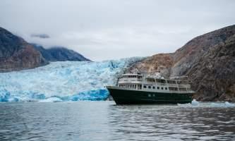 2 Wilderness Explorer South Sawyer Glacier alaska untitled