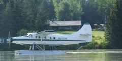 Wings Airways & Taku Glacier Lodge