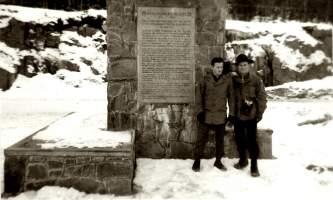 Whittier Monument alaska railroad whittier ted spencer