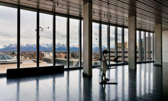 Anchorage museum at rasmussen center museum 050 Loren Holmes