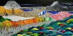 """Kenai La Belle"" by Fannie Ryland"