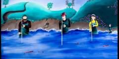 """""""The Kenai Shuffle"""" by Breena Walters at Blazy Construction"""