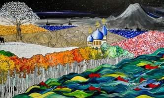 Kenai La Belle Mural 1 alaska untitled
