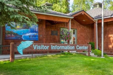 Soldotna Visitor Center