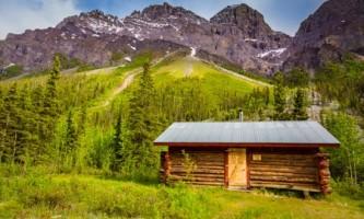 Alaska public use cabins 816 A0694