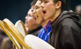 Alaska center for the performing arts IMG 6899 2011 Clark James Mishler Fur Rondy