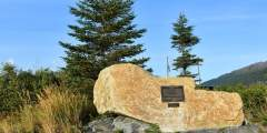 Whittier 1964 Earthquake Monument