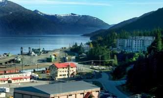 Harbor View Buckner alaska whittier historic walking tour ted spencer wings over alaska