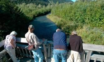 Williwaw fishing platform Williwaw Cground RSK 001 Alaska Channel