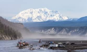 Alaska chitina fishwheels copper river mike haggerty Mike Haggerty chitina