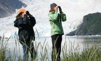 Kenai Fjords Glacier Lodge flickr binocs2019