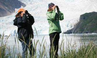 Kenai Fjords Glacier Lodge flickr binocs2019