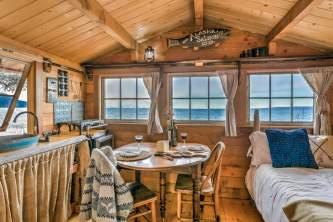 Alaska between beaches Cannery Cabin 13 2019