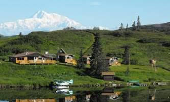 Caribou lodge1 Caribou Lodge Alaska