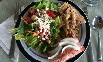 Caribou lodge5 dinner plate
