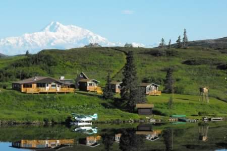Caribou Lodge Alaska
