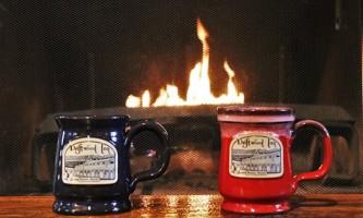 Adrienne Sweeney Mugs resized for Resnexus alaska homer driftwood inn