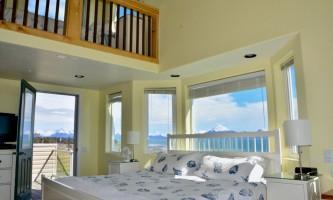 Adrienne Sweeney Room 30 View alaska homer driftwood inn